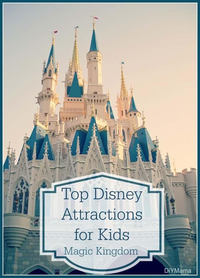 Disney kids attractions