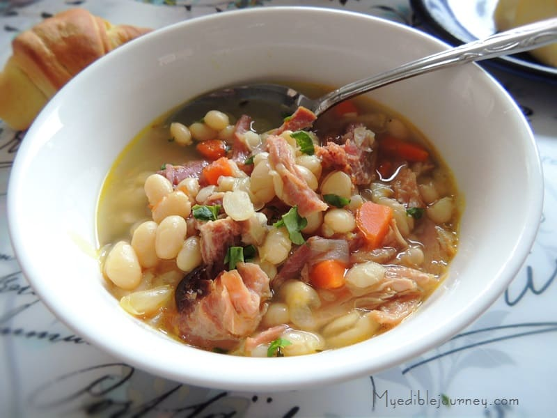 ham-and-white-bean-soup