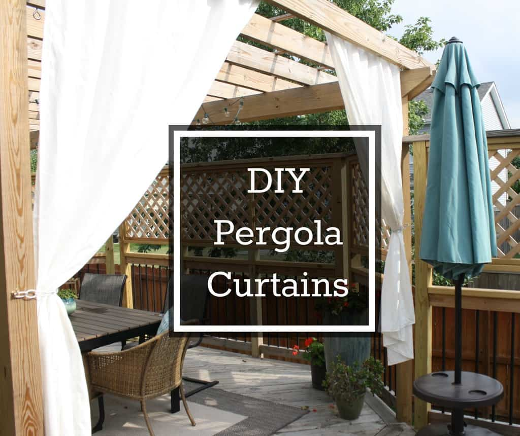 Pergola Designs With Curtains: Link It Or Lump It #54 (with Features)