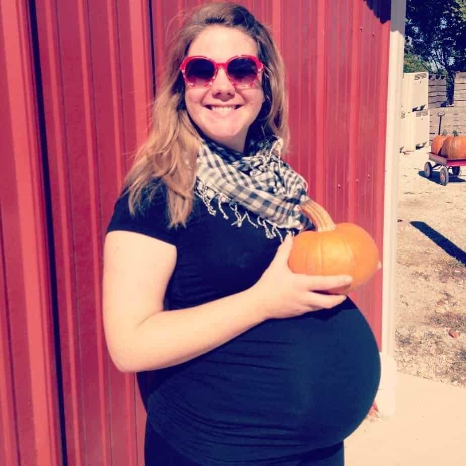 pregnant-pumpkin