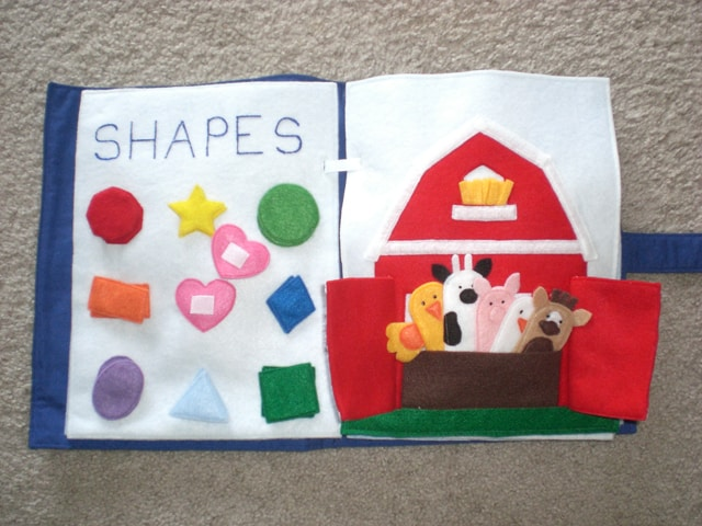 Felt Book Cover Diy : Gift guide for year olds diy mama