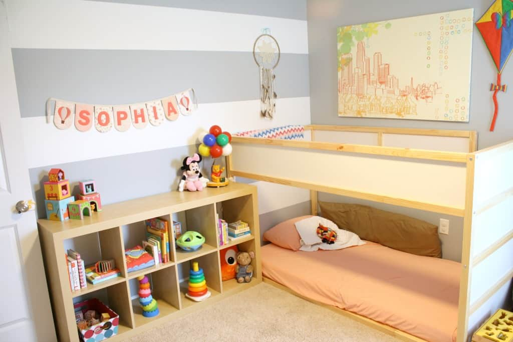 Montessori Bedroom Inspiration For Your Child Diy Mama