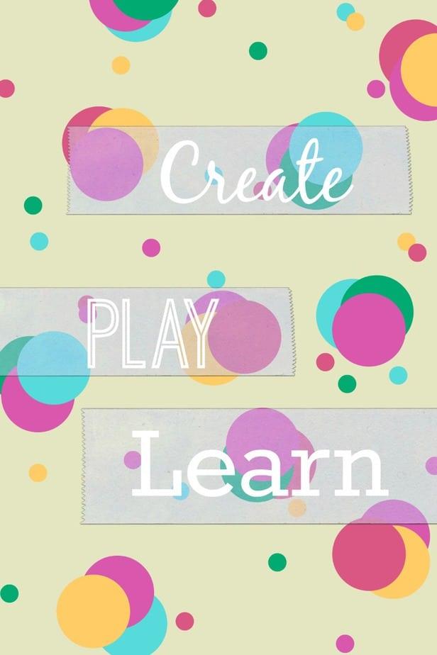 create_play_learn