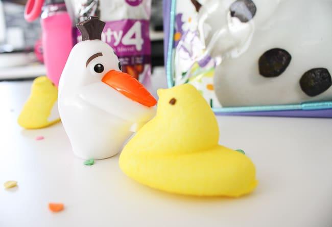 Olaf FROZEN Easter Peep