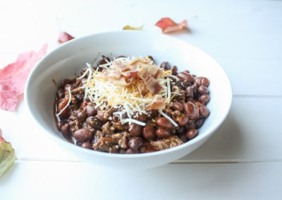 Easy Fall Chili Recipe for the Crock Pot