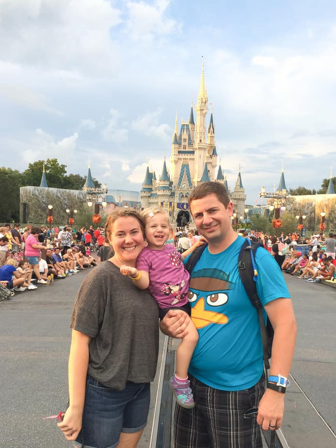 Tips for taking your toddler to Disney world