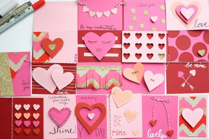 Valentines Date Outfits DIY Mama – Diy Valentine Cards