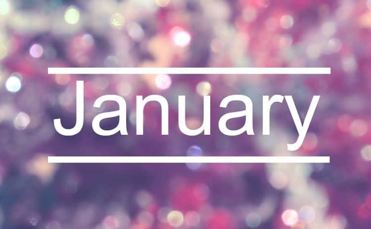 January Goals 2016