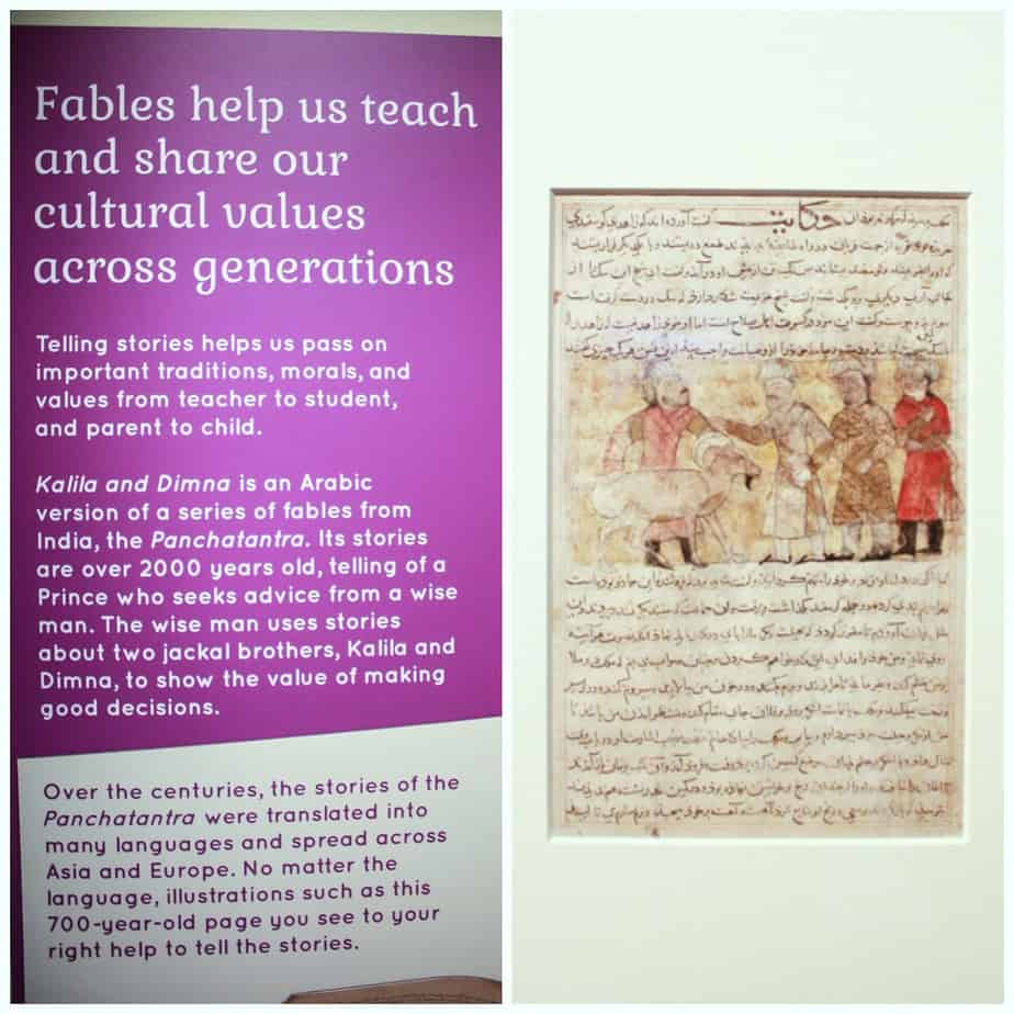A List Of Fables And Their Morals fables across time at the children's museum - indy's child