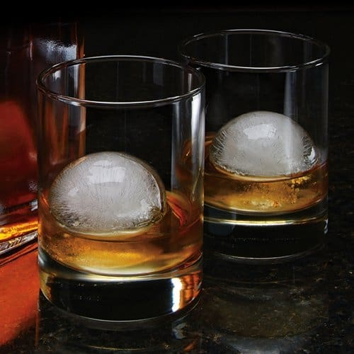 wiskey ice ball