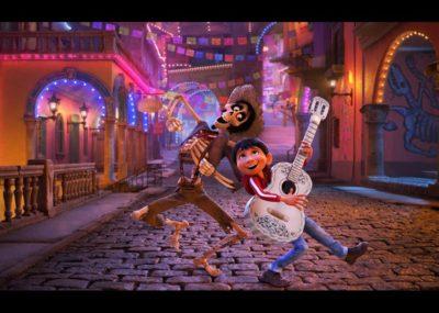 Disney Pixar COCO Coloring Pages