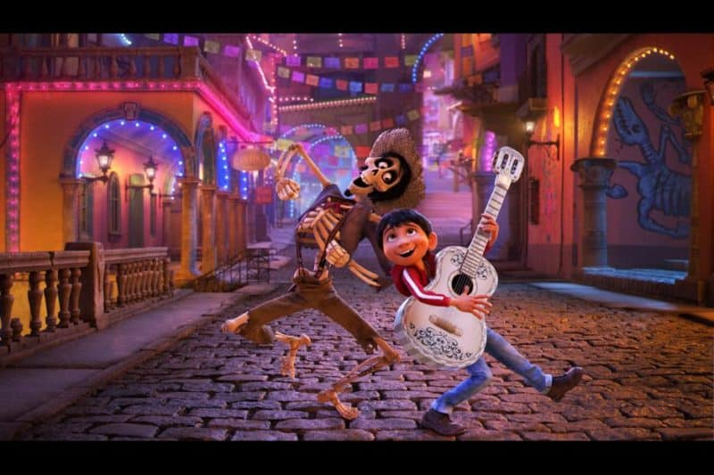 Disney Pixar COCO Coloring Pages